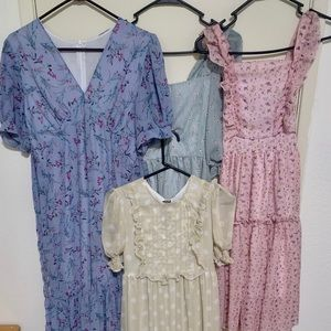 Bundle of junior dresses SALE